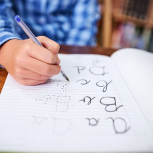 teach cursive writing