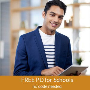 free PD for schools